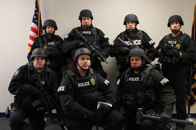 Police Special Response Team