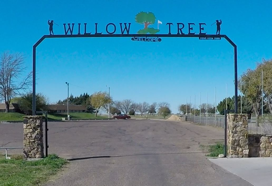 Willow Tree Welcome