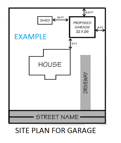 SAMPLE SITE PLAN 2
